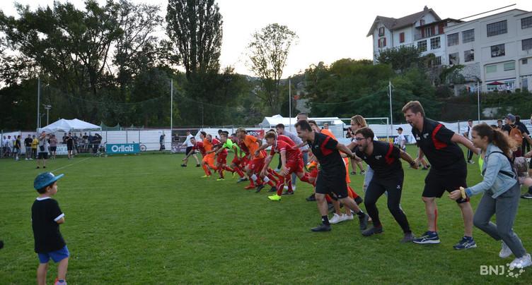 Coupe de Suisse : Béroche-Gorgier en ouverture des huitièmes