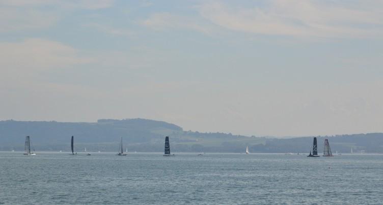 La navigation à nouveau autorisée sur le lac de Neuchâtel