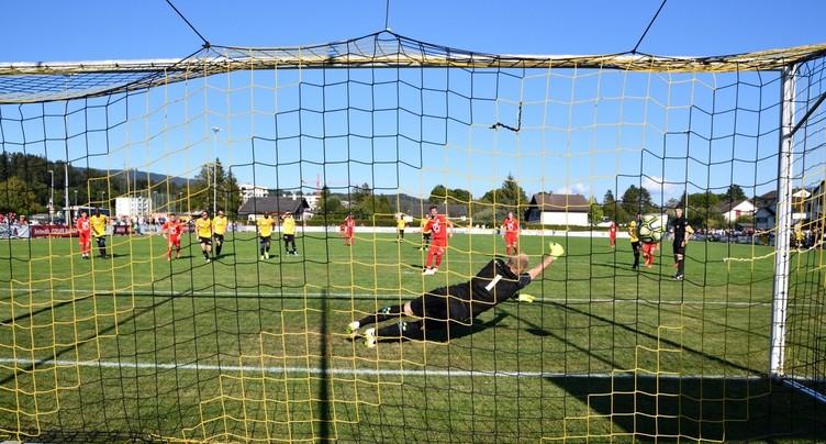 Le FC Bassecourt prend la porte