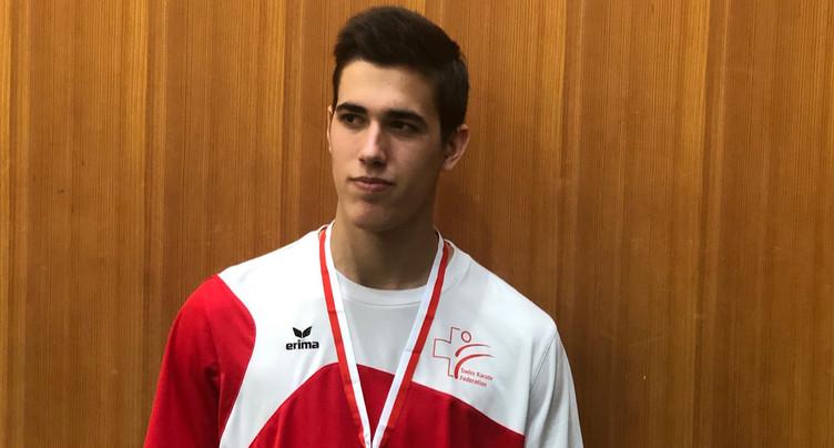 Mathias Moreno Domont commence bien l'année
