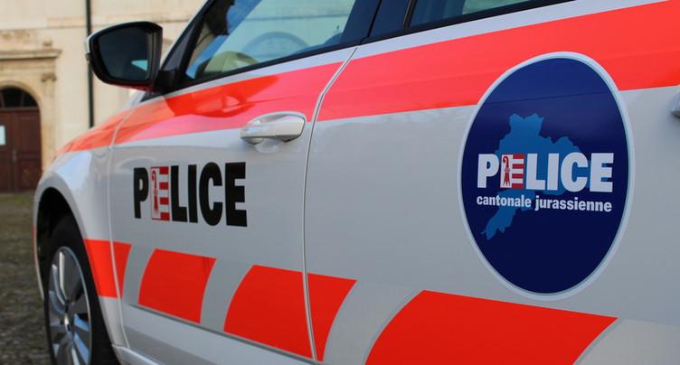 Les chiffres de la criminalité en mai dans le Jura