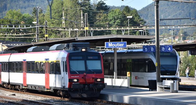 Trafic ferroviaire rétabli