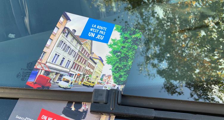 Une campagne contre les stationnements intempestifs à St-Imier