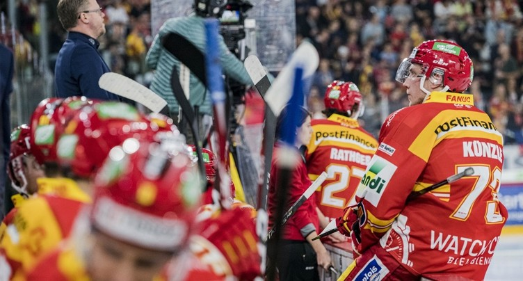Le HC Bienne renverse Ambri-Piotta et file en quarts !