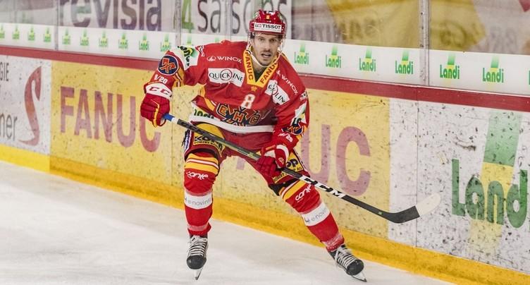 Saison terminée pour Fabian Lüthi
