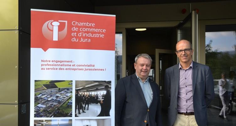 Le partenariat prend bien au Parc suisse de l'innovation à Delémont