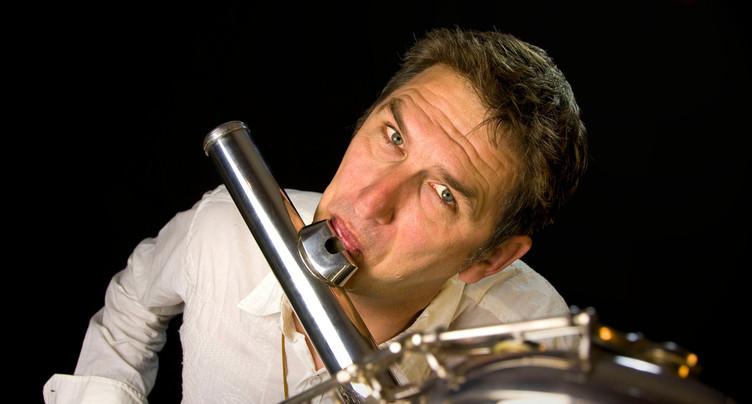 Un flûtiste d'exception à Delémont