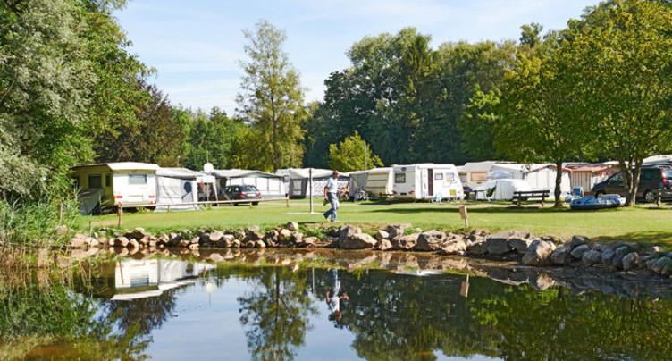 Gampelen : nouveau terrain pour le camping à l'étude