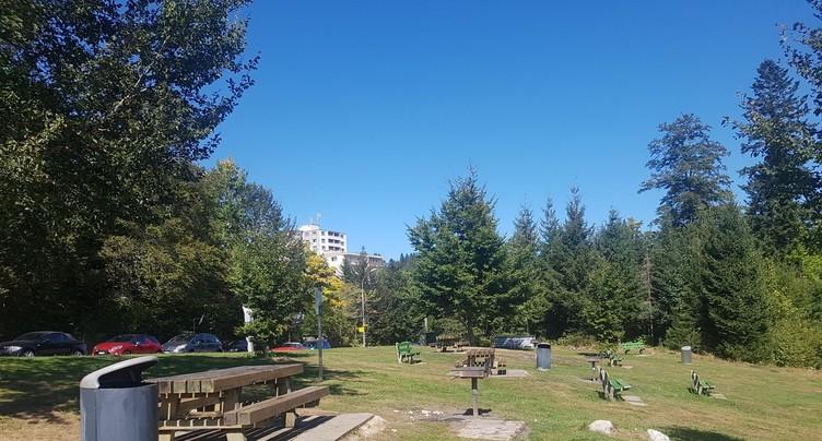 La Chaux-de-Fonds investit pour la convivialité de ses parcs