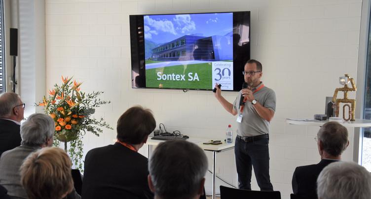Sontex fête ses 30 ans avec confiance