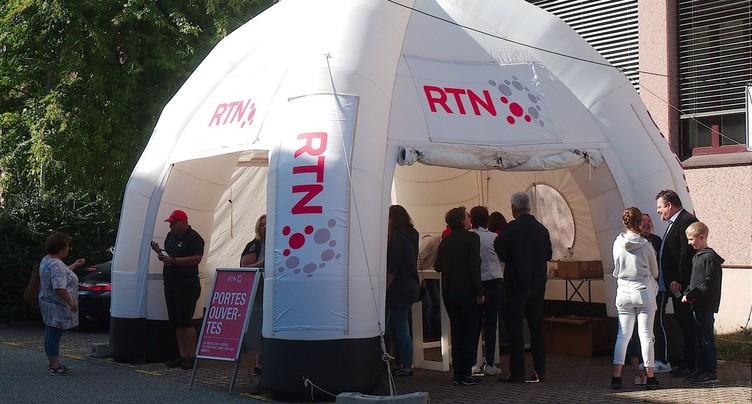 Succès pour les portes ouvertes de RTN