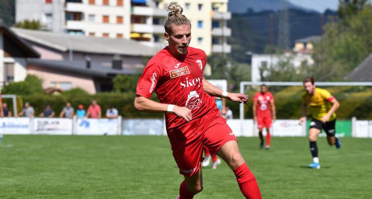 Galop victorieux du FC Bienne