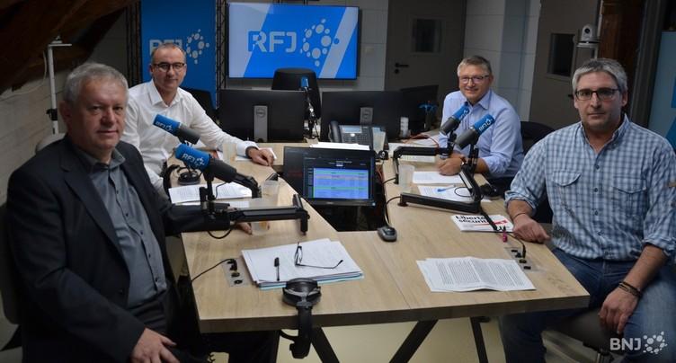 Fédérales 2019 : débat sur l'accord-cadre et la politique extérieure