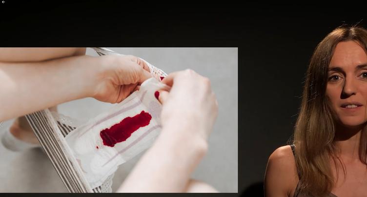 La Chasse à l'actu : la couleur des menstruations dans les pubs
