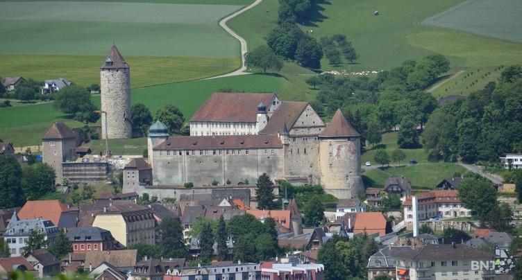 Une prime pour attirer des habitants à Porrentruy et Vendlincourt