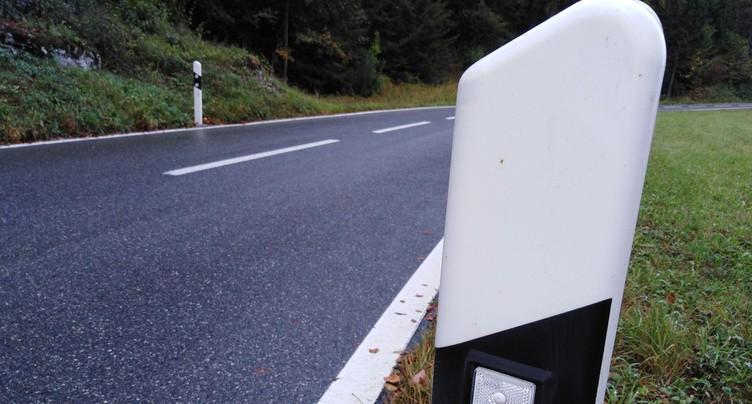 Fermeture de la route Tavannes - Le Fuet