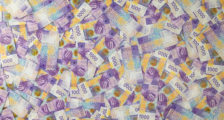 Le canton de Berne ouvre son porte-monnaie