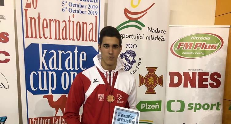 Matias Moreno Domont décroche le bronze