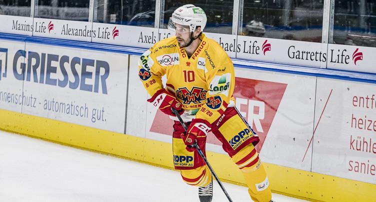 Le HC Bienne consolide sa deuxième place