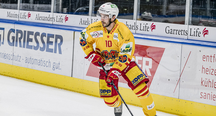 Le HC Bienne a un patin et demi en play-off