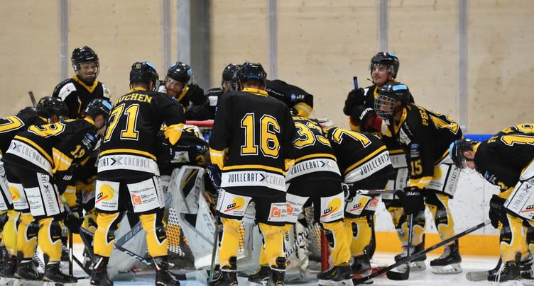 Nouvelle victoire du HC St-Imier face à Adelboden