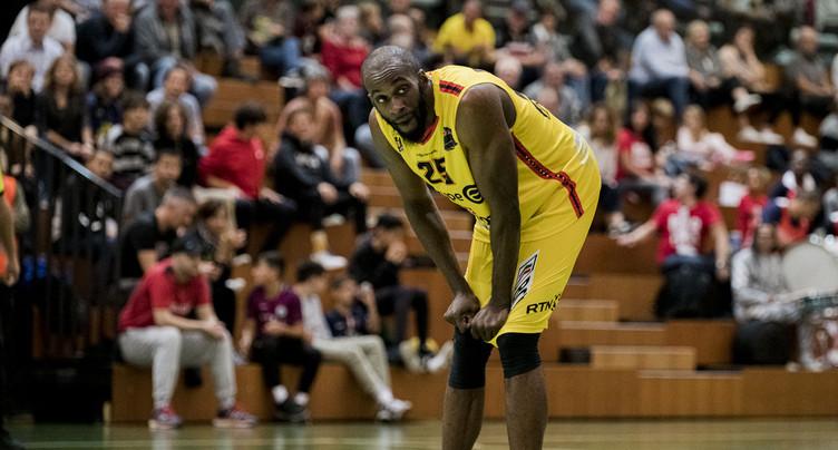 Union Neuchâtel prend la porte en Coupe de Suisse de basketball