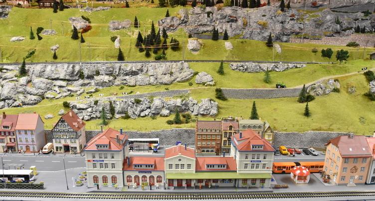 Agrandissement en vue pour le Rail Club Pierre-Pertuis