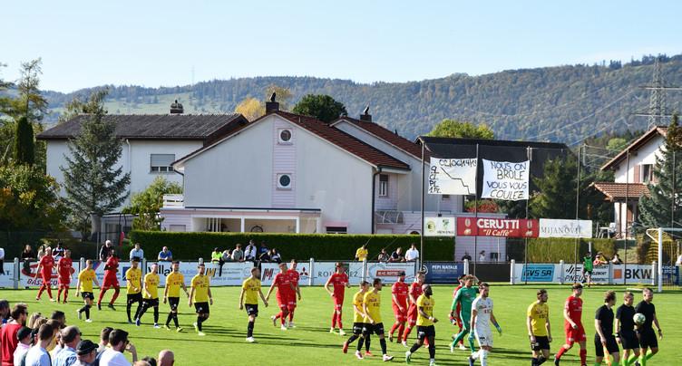 FC Bassecourt - SR Delémont