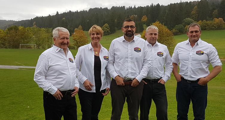 Les préparatifs de la fête cantonale bernoise de lutte 2021 sont lancés