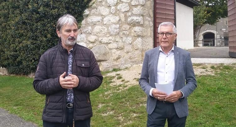 Une pièce pour retracer le parcours des réfugiés climatiques suisses