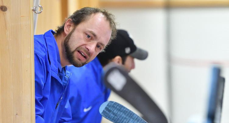 Cédric Boss rempile pour une saison au SHC Rossemaison