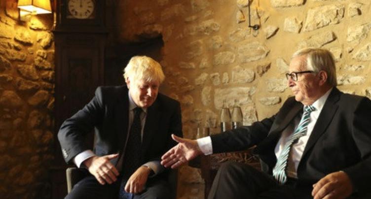 Brexit : un nouvel accord trouvé entre Londres et Bruxelles