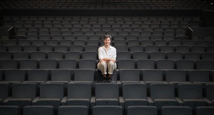 Dominique Martinoli reçoit le Prix spécial suisse de danse
