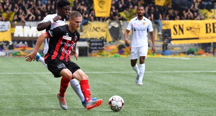 Xamax sur la route du champion national