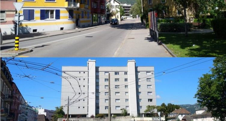 Bienne : la rue du Breuil et le centre de Mâche changeront de visage
