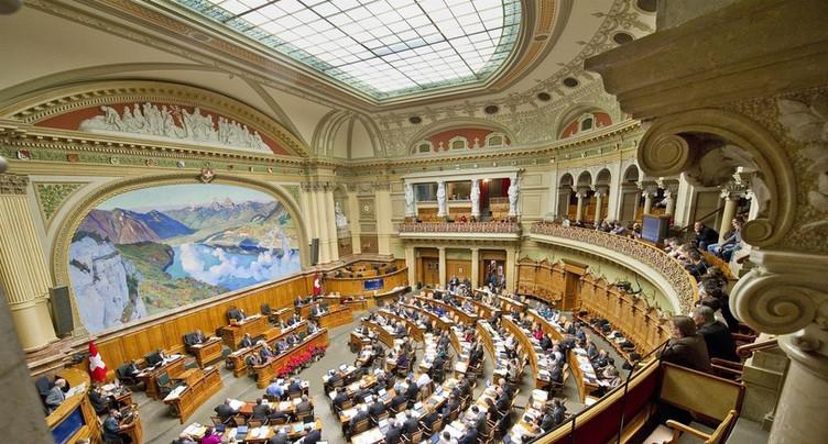 Conseil national : les résultats dans la région