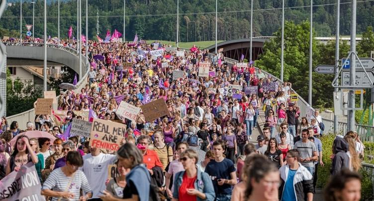 La grève des femmes du 14 juin trouve un écho dans les urnes