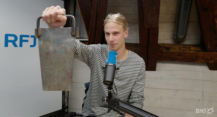 Juracines – Bières avec Sandro Ettlin