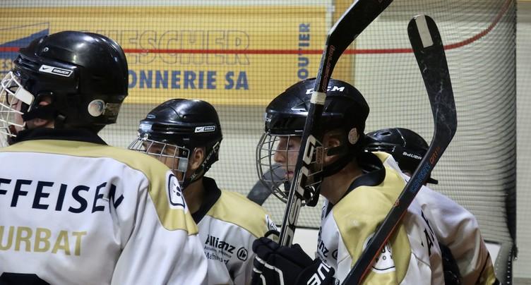 Les jeunes et l'Inline hockey