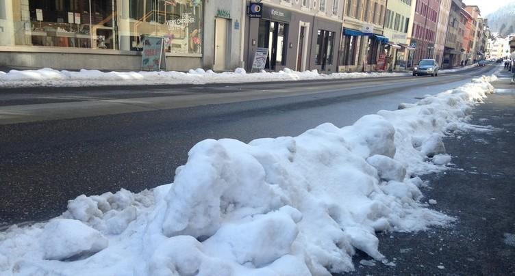 St-Imier : les mesures hivernales débutent le 1er novembre