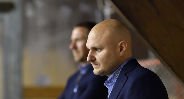 Le HC La Chaux-de-Fonds déclassé par Olten