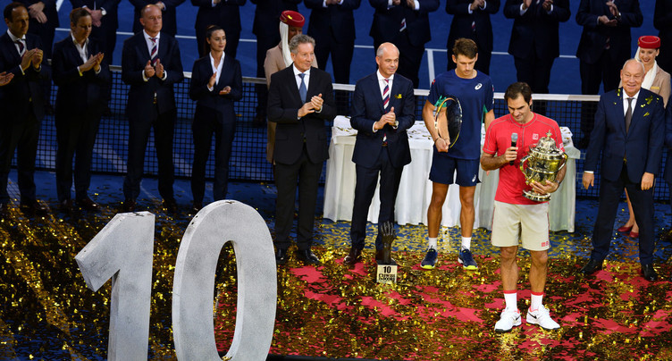 « La p'tite phrase » - Roger Federer, l'émotion maison !