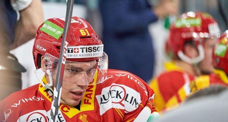 Michael Hügli prolonge en « rouge et jaune »