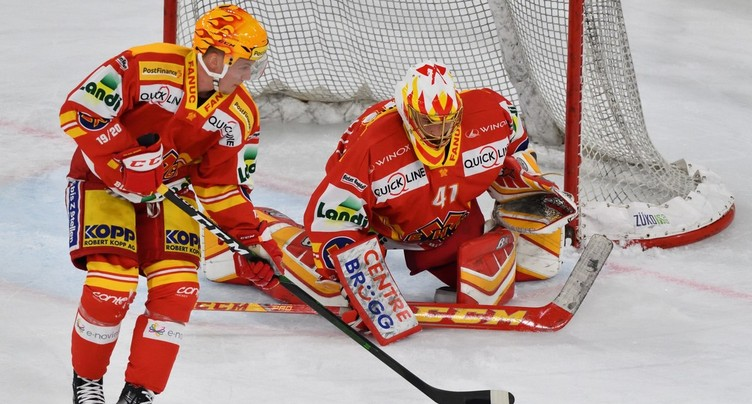 Elien Paupe reste au HC Bienne