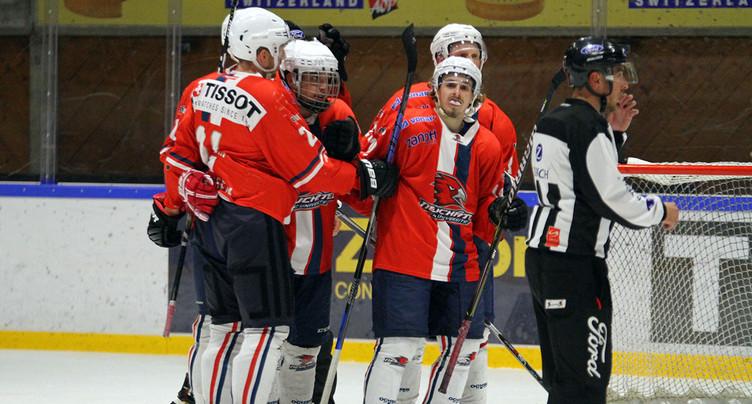 Le HCFM et le HC Uni Neuchâtel inversent leurs duels en coupe et championnat
