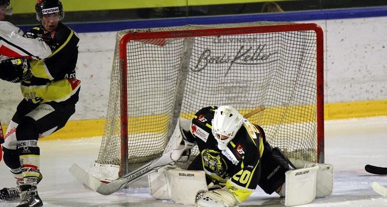 Le CP Fleurier battu à Fribourg