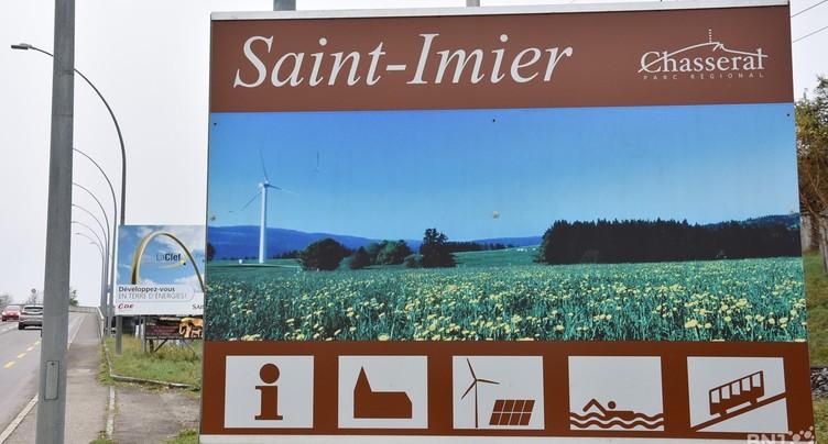 Deux candidats pour la mairie de St-Imier