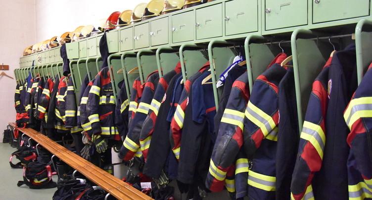 Les pompiers jurassiens sont prêts en cas de quarantaines