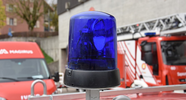 Plusieurs feux boutés au centre de Bienne