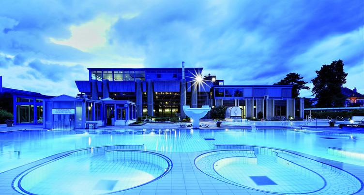 Le centre thermal et le Grand Hôtel d'Yverdon vont faire peau neuve
